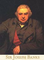 Sir Joseph Banks, featured in Tahir Shah's novel Timbuctoo | www.timbuctoo-book.com