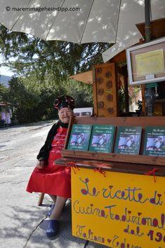 Nonna Adua, Rezeptbuchautorin und Elba-Legende