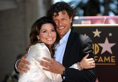 Pin for Later: 16 Celebrity Couples Celebrating 5 Years of Marriage Shania Twain and Frederic Thiebaud The pair first got together when their respective spouses had an affair, but consolation turned to love — and they married on a beach in Puerto Rico.