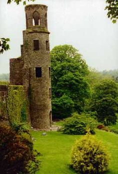 "Irish round towers – literally ""bell house"") are early medieval stone towers of a type found mainly in Ireland, with two in Scotland and one on the Isle of Man. Though there is no certain agreement as to their purpose, it is thought they were principally bell towers, places of refuge, or a combination of these. The towers were probably built between the 9th and 12th centuries."