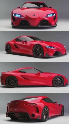 The New Toyota 'Supra' Has Been Revealed: Prepare To Have Your Minds Blown! Click the image to watch pure & unadulterated The first Toyota I would want to be seen in Bugatti, Lamborghini, Maserati, Ferrari, New Toyota Supra, Toyota Cars, Nissan, E90 Bmw, Automobile