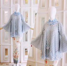 Kebaya modern Kebaya Lace, Kebaya Hijab, Kebaya Dress, Kebaya Muslim, Muslim Dress, Batik Dress, Lace Dress, Hijab Fashion, Fashion Dresses