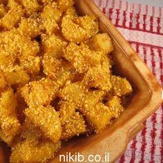 תפוחי אדמה בתנור קריספי / צילום : ניקי ב