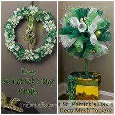 St. Patrick's Day DIY Crafts
