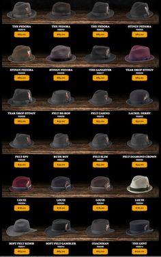 1940s Men s Hats  Vintage Styles 924c96c90d74