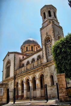 Agia Napa church, Limassol Cyprus