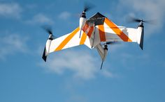 X PlusOne is a hybrid drone that can reach 100 km/h horizontal top speed, while retaining VTOL and hovering capabilities, capable of carrying a GoPro camera. Drone Technology, Technology Design, Airplane Drone, Black And White Lion, Gadgets, Flying Drones, New Drone, Dji Phantom 3, Gopro Camera