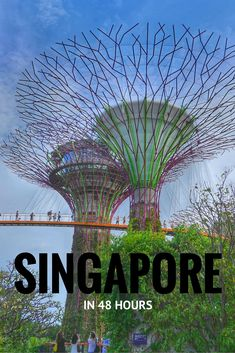 How to spend 48 hours in Singapore thesweetwanderlust.com