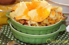 ~Mac-N-Cheese Pie