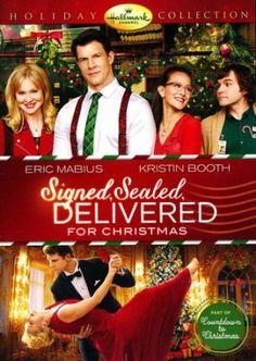 Signed, Sealed, Delivered Christmas DVD