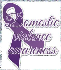 October domestic violence awareness month