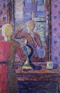 Piotr Potworowski (1898 – 1962). Przed lustrem / In Front Of Mirror, 1932