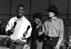 80s - Bad Era - Michael with Eddie Murphy and Ella Fitzgerald | Curiosities and Facts about Michael Jackson ღ by ⊰@carlamartinsmj⊱