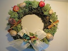 Dekorácie - Vianočný veniec / k prestieraniu Cezmina I / - 1970903
