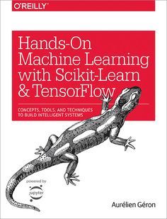 Hands-on machine learning with Scikit-Learn and TensorFlow : concepts, tools, and techniques to build intelligent systems Géron, Aurelien Sebastopol, CA : O'Reilly Media, 2017 Novedades Julio 2017