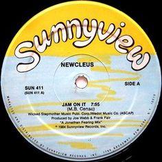 Newcleus Lets Jam