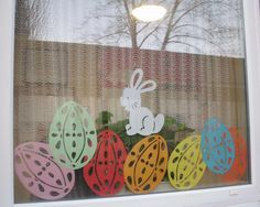 - Windows, Easter Bunny, Decorating Ideas, Easter Activities