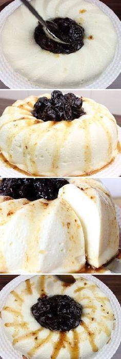 Banana and pecan cake - HQ Recipes Jello Recipes, Banana Recipes, Köstliche Desserts, Mexican Food Recipes, Sweet Recipes, Delicious Desserts, Yummy Food, Paleo Dessert, Mousse Fruit
