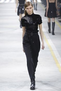 Diesel Black Gold Fall 2016 Ready-to-Wear Fashion Show