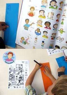 Vakantielijstje maken 3, thema camping, rollenspel en hoeken voor kleuters, kleuteridee.nl, preschool camping theme.