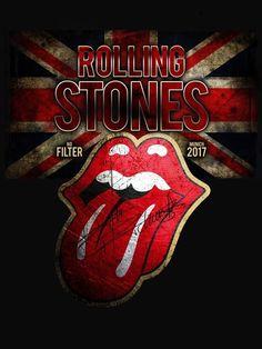 Rolling Stones Music Rollin Concert Posters Rock Acid Jazz