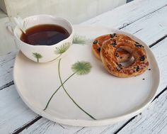 Ceramic Breakfast Set  Mug Teacup