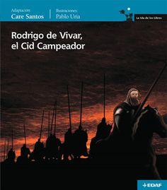 Rodrigo de Vivar, El Cid Campeador - Ed. EDAF (2007) pablouria.com