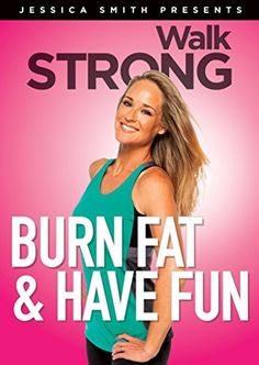 Jessica Smith: Burn Fat and Have Fun! Low Impact, High Results Home Exercise Video ** Learn more by visiting the image link.