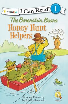 We can never get enough Berenstain Bears. Papa Bear goes on a hunt for an old honey tree and the Good Deed Scouts come along to help. Lucky for Papa the scouts are there to help him out of bind after bind. Cute and fun. While a bit unbelievable that Papa would be so silly. It is great to see encouragement for younglings to help out. The Living Lights and Good Deed Scots are always fun.