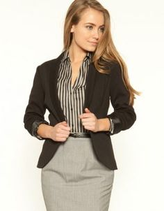Stylish Womens Business Clothing to Make You Look Smart and Professional ~ Women Lifestyles