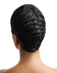 Cool braided style