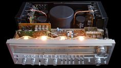 Pioneer SX 1280 Stereo Receiver 1978