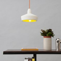 Full Spun Pendant Lamp by Room 9 #MONOQI