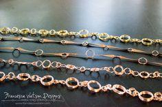 Art Jewelry Elements: Tutorial: Simple Twist Chain