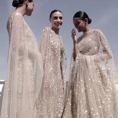 WEBSTA @ sabyasachiofficial - #Sabyasachi #SpringCouture2017 #TheUdaipurCollection #KishandasForSabyasachi @kishandasjewellery #DestinationWeddings #HeritageWeddings @bridesofsabyasachi @groomsofsabyasachi @tajlakepalace #VideoCourtesySabyasachi #TheWorldOfSabyasachi Pakistani Bridal Dresses, Indian Dresses, Indian Outfits, Indian Attire, Indian Ethnic Wear, Ethnic Suit, Ethnic Fashion, Indian Fashion, Desi Clothes