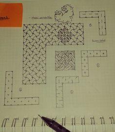 Celtic Designs, Zentangles, Op Art, Doodle, Journaling, Knot, Diagram, Woodworking, Patterns