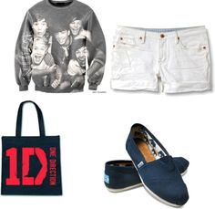 My One Direction Signing outfit (:
