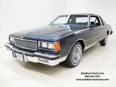 1986 Chevrolet Caprice Classic Landau