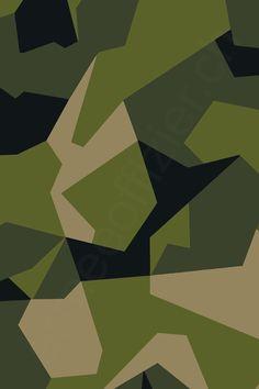 Schwedische Armee - forsvarsmakten M90 - by armeeoffizier.ch Camoflauge Wallpaper, Camo Wallpaper, Naruto Wallpaper, Wallpaper Backgrounds, Camo Room Decor, Camo Rooms, Dirigible Steampunk, American Flag Wallpaper, Vehicle Signage