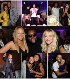 Empire Season 2 Carnagie Hall Premiere – Taraji Henson Calls Cookie and Lucious Heros...do you agree? Mariah Carey, Courtney Love, Terrence Howard, Cast of Empire