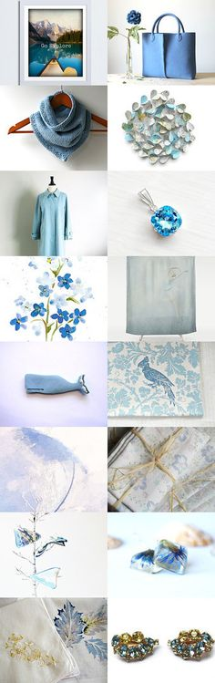 Ocean Blue by Nancy S. on Etsy--Pinned with TreasuryPin.com