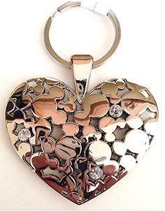 Disney Parks Mickey Mouse Icon Heart Shape Jewelry Keychain BEAUTIFUL! Disney http://www.amazon.com/dp/B00JQPFUOQ/ref=cm_sw_r_pi_dp_QRUYub0EGKC09