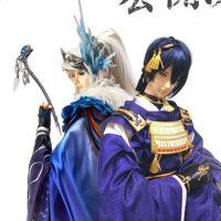 """Thunderbolt Fantasy"" And ""Touken Ranbu"" Meet In Dream Collaboration"