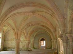 Foto sobre Abadía de Fontenay de hectornavarro