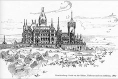 Drachenburg.  --  this image was the very first i'd ever heard of the place....but i was hooked.  -- BvR