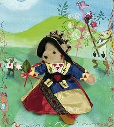 *Muffy vanderBear ~ Queen Of Hearts