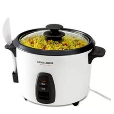 Black  Decker 16Cup Rice Cooker White RC436 ** Want to know more, click on the image. (This is an affiliate link)