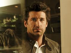 #PatrickDempsey #actors #men #hot #beautifulmen #handsomemen #Hollywood #photography