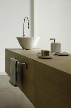 gorgeous Gessi contemporary bathroom