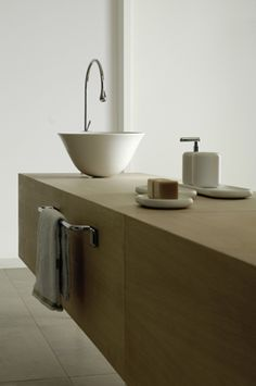 gorgeous Gessi contemporary bathroom